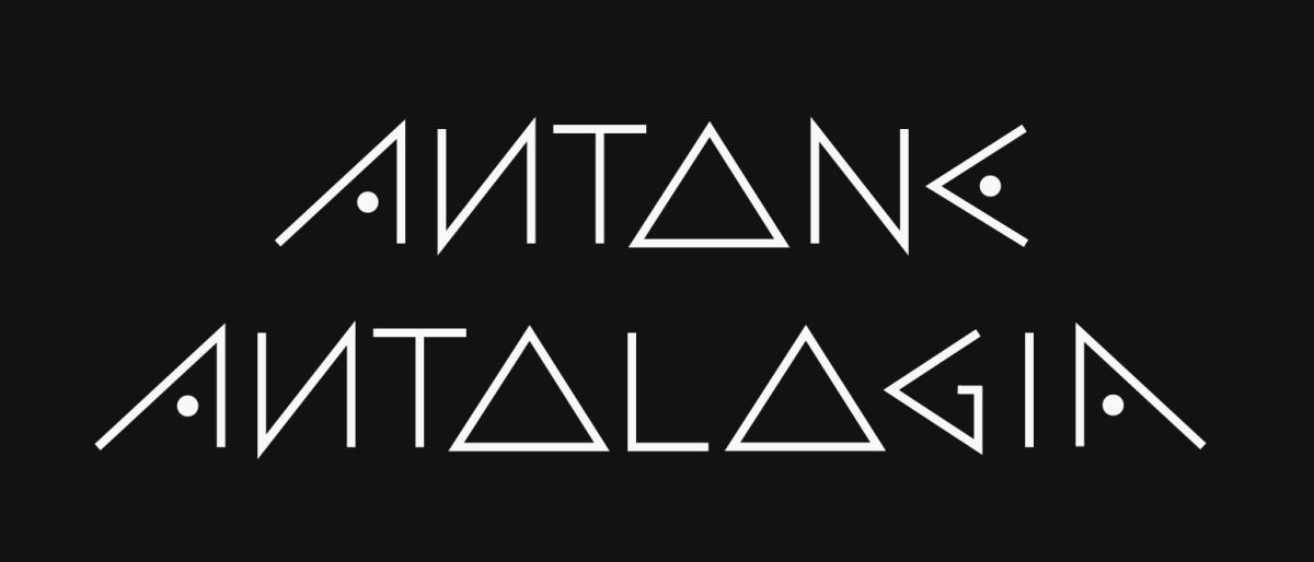Antone Antologia Logotyp